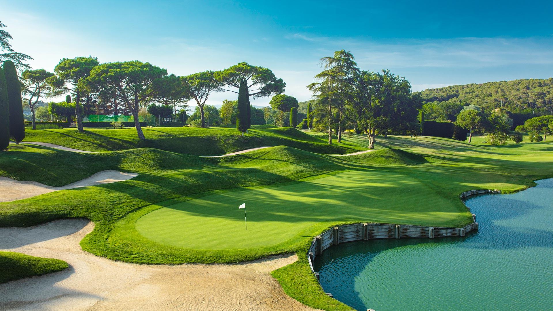 club de golf vallromanes casa club torre tavernera