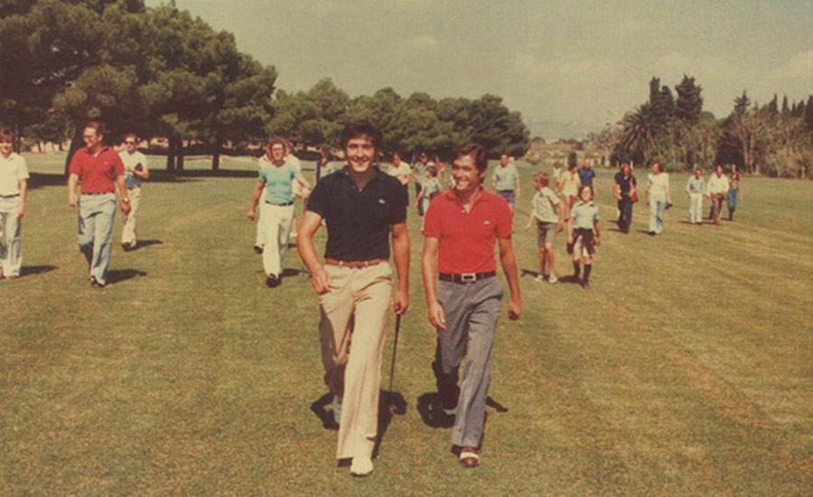 club de golf terramar severiano ballesteros