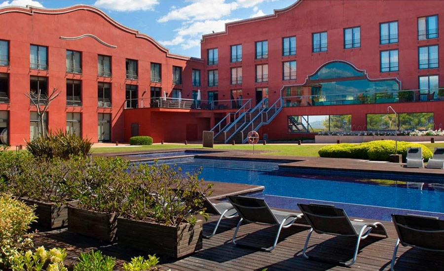 golf en barcelona club de golf barcelona hotel double tree hilton