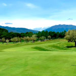 golf in barcelona club de golf la roca yellow flag