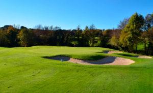 golf en barcelona club de golf montanya hoyo 4