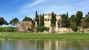 campo de golf la roca lago y manso vilalba