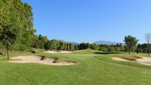 campo de golf la roca bunkers