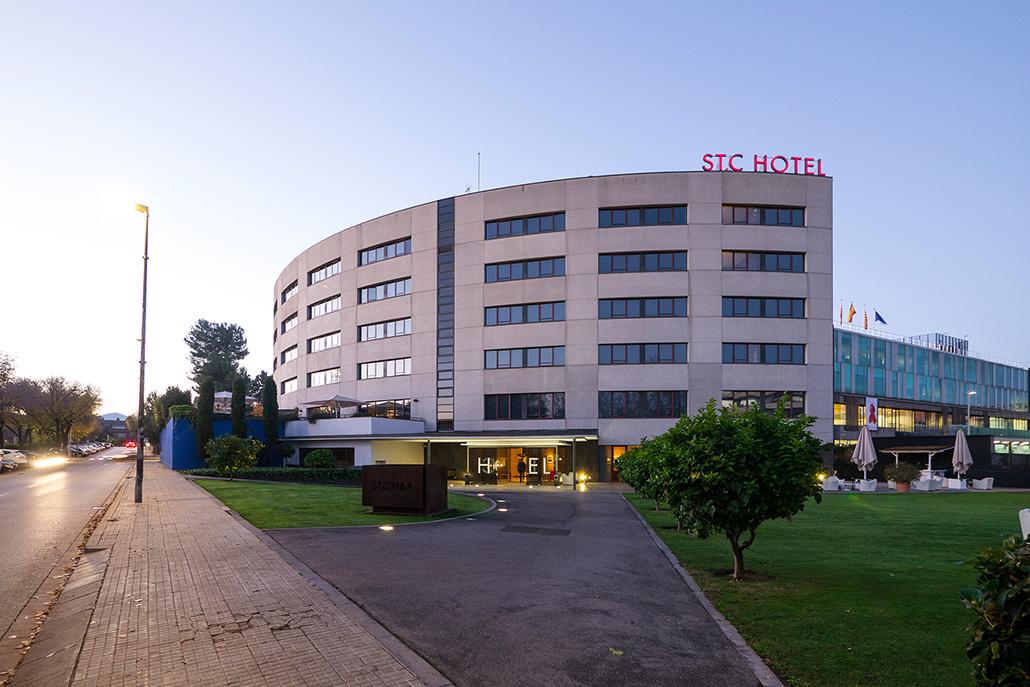 hotel sant cugat vista exterior