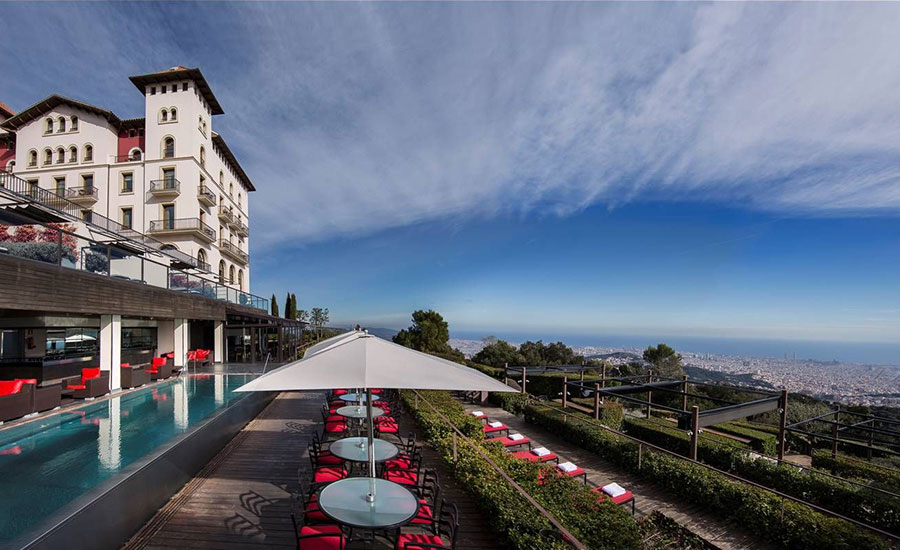 gran hotel la florida barcelona golf en barcelona