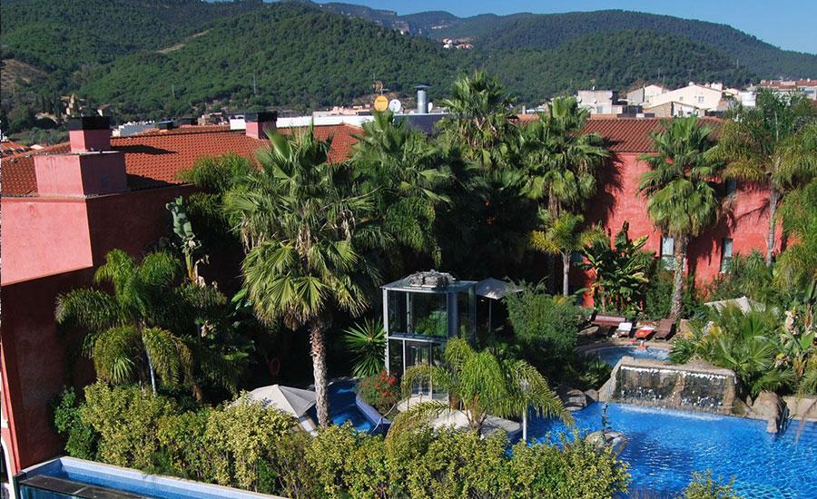 hotel blancafort spa termal la garriga golf en barcelona