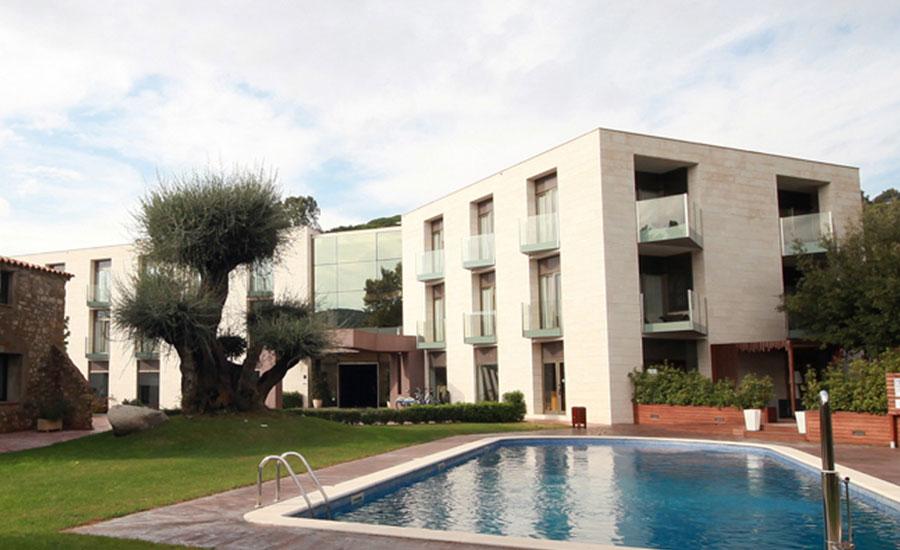 hotel can galvany vallromanes golf en barcelona