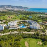 hotel dolce sitges golf en barcelona