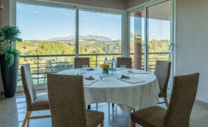 oak restaurant club de golf barcelona