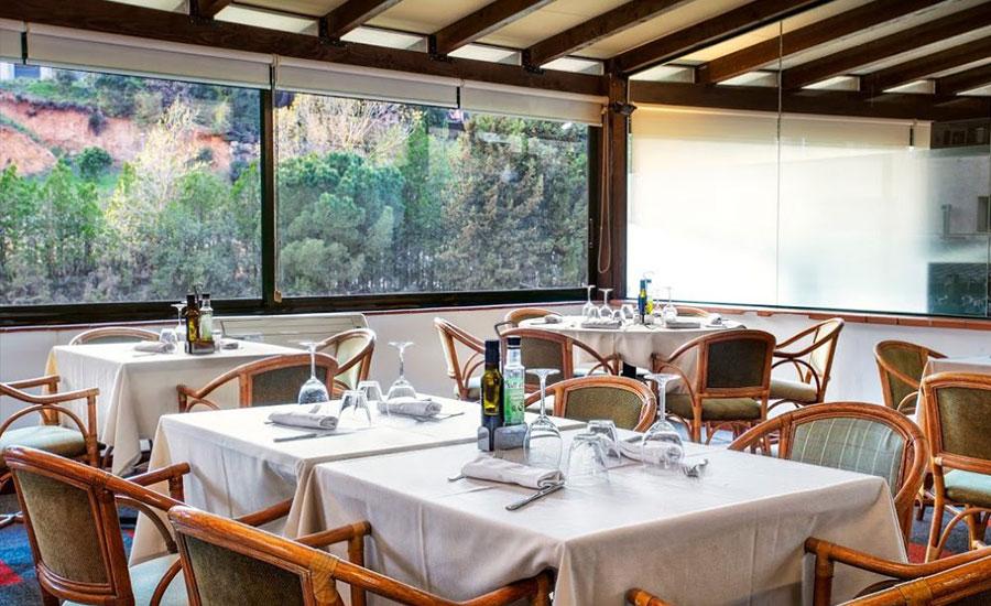 restaurant torre tavernera club de golf vallromanes